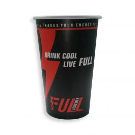 16 Oz Hot Paper Cup (400 ML) – Single Wall