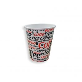 6.5 Oz Hot Paper Cup (180 ML) – Single Wall